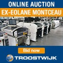 Equipment Auction - Ex-Eolane Montceau