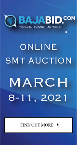 March Online Equipment Auction