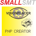 vision placer pnp creator