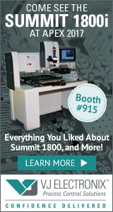SUMMIT 1800i SMT Rework System