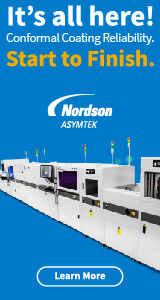 conformal coating line
