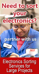 Electronics Sorting Services