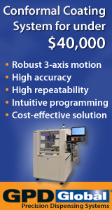 Conformal Coating Machine under 40000