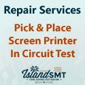 SMT Equipment Repair Services