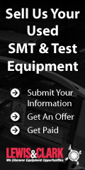 Sell Used SMT & Test Equipment