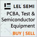 used pcb assembly equipment - lel semi