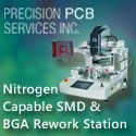 Nitrogen Capable SMD & BGA Rework Station