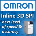 3D Solder Paste Inspection SPI - Omron