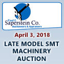 smt equipment auction - pesco