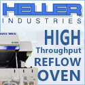 High Throughput Reflow Oven