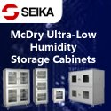 McDry Ultra-Low Humidity Storage Cabinets