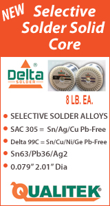 Selective Solder Solid Core