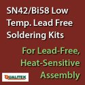 Low Temperature Soldering Kits