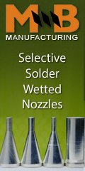 Selective Solder Wetted Nozzles
