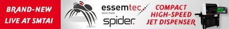 Essemtec Spider SMT Fluid Dispenser