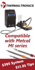 soldering stations compatible with metcal