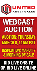 smt equipment auction - uas