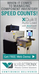 XQuik II Auto Load - SMD on Reels Components Counter