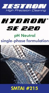 pH neutral defluxing agent for semiconductor electronics