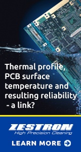 Surface Temperature Variation Could be Putting Your PCB Reliability at Risk