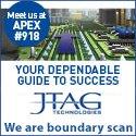 JTAG boundary scan