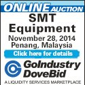 SMT Equipment Sale Owned By Global Connectivity Solutions Provider