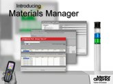 Mentor Graphics, Valor Division - Materials Manager