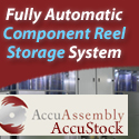 AccuStock� Automatic Reel Component Storage (ASRS)