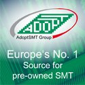 Europe's No. 1 source for pre-owned SMT equipment - AdoptSMT