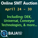 ONLINE AUCTION - Equipment from Sypris Solutions - DEK, Universal & more...