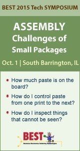 Assembly Challenges of Small Packages - PCB Assembly Webinar