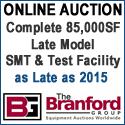 Late Model SMT Equipment - The Branford Group