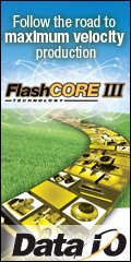 FlashCore 3 SMT flash programmer