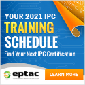 EPTAC - Your 2021 IPC Training Schedule