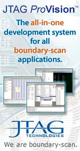 JTAG ProVision boundary-scan software