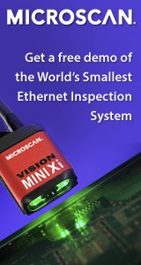 Vision MINI Xi Ethernet Inspection System
