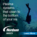 Plasma systems that clean to the bottom of your via