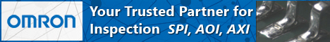Inspect more closely then ever before with AOI, SPI and AXI Systems from Omron