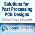 Post processing PCB design software