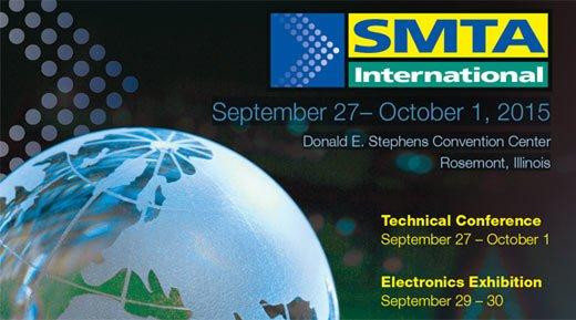 SMTA International 2015