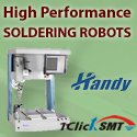 HANDY series Automatic soldering robots - 1 Click SMT