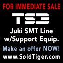 SMT equipmrnt for sale - tiger group