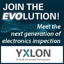 Discover the Next Generation of Electronics Inspection - Join the YXLON EVOlution