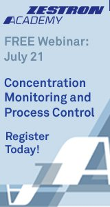 Concentration Monitoring and Process Control webinar