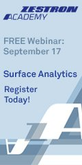 Surface Analytics - PCB Cleaning Webinar - Zestron