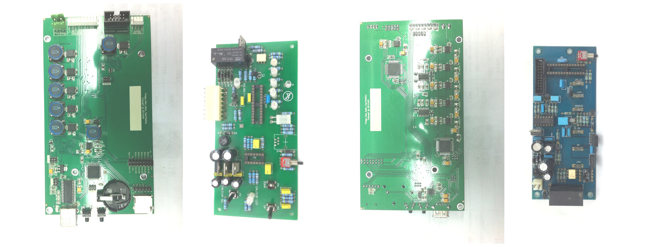 Pcb Manufacture Components Assembly Chip Programming Testing Printed Circuit Boards Manufacturer High Technology Solutions
