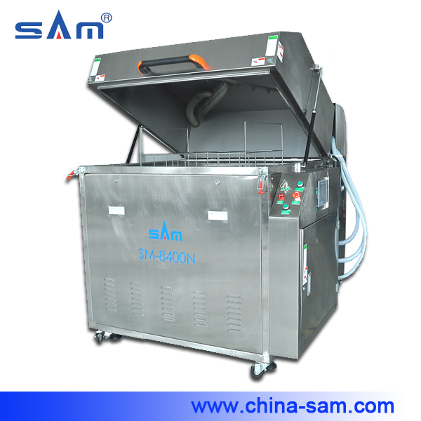 Automatic Wave solder pallets Cleaning machine