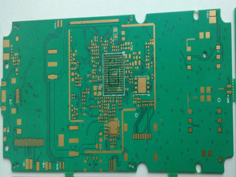 8 layers printed circuit boards manufacturing multilayer pcb fabrication rh smtnet com