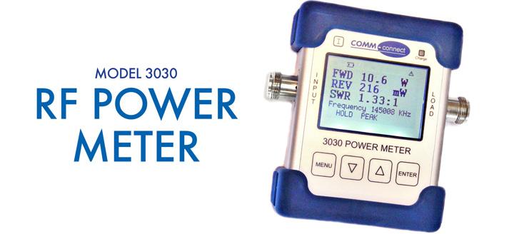 Rf Power Meter : Pmr rf power meter