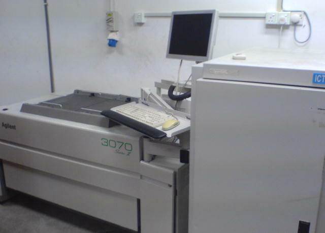 Agilent 3070 upgraded SII In Circuit Tester